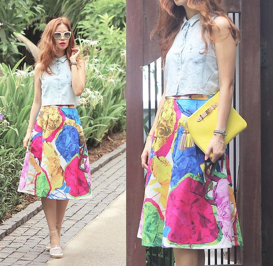 Fashionista sành điệu với phong cách street style