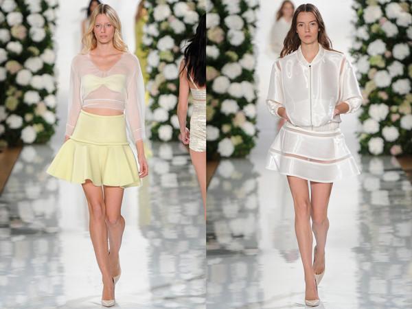 Học sao nữ thế giới cách diện chân váy ngắn cho mùa hè