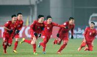 Người hâm mộ sẽ gặp khó khăn nếu muốn xem trực tiếp các trận đấu của Olympic Việt Nam tại ASIAD 2018