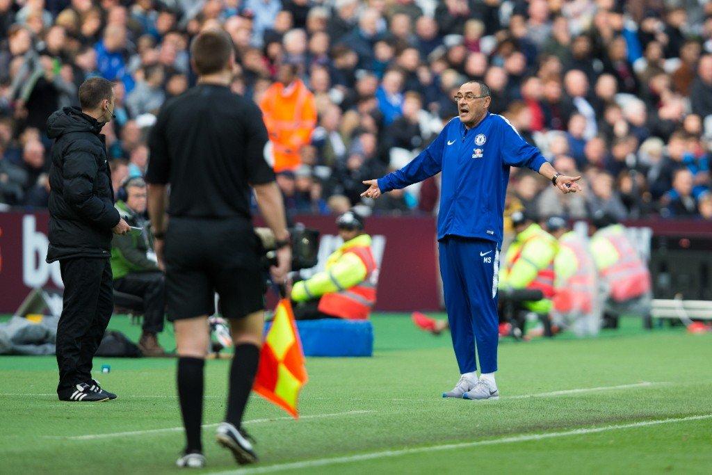 Cú sảy chân tại vòng 6 đã chấm dứt mạch toàn thắng của Chelsea