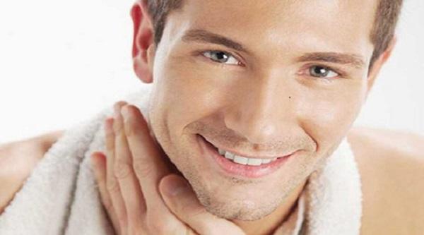 4 bước đơn giản làm sạch da ở nam giới các chàng cần biết