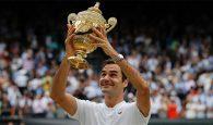 Federer lọt vào danh sách những VĐV xuất sắc nhất năm