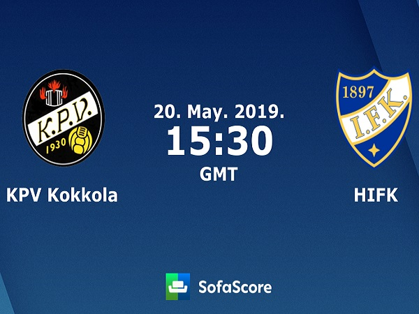 Soi kèo KPV Kokkola vs HIFK, 22h30 ngày 20/05