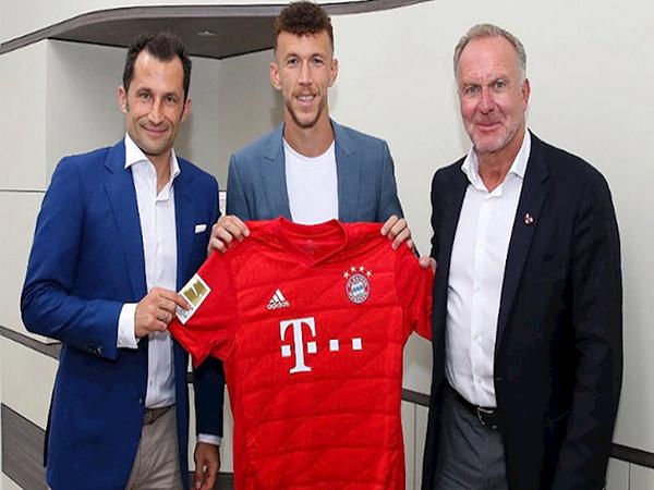Ivan Perisic chính thức trở thành người của Bayern Munich