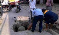 Thanh Bình – Đơn vị nhận thông tắc cống ở Thái Nguyên chuyên nghiệp