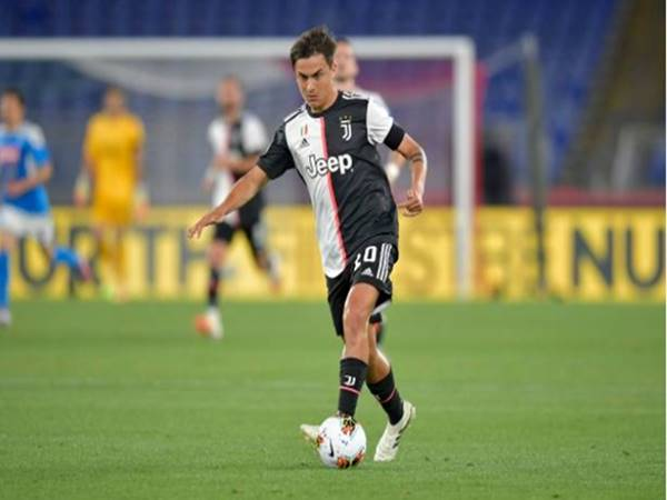 Juventus bại trận Dybala và Ronaldo bị trách