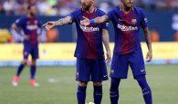 Chuyển nhượng tối 27/8: Messi lôi kéo Neymar cùng tới Man City