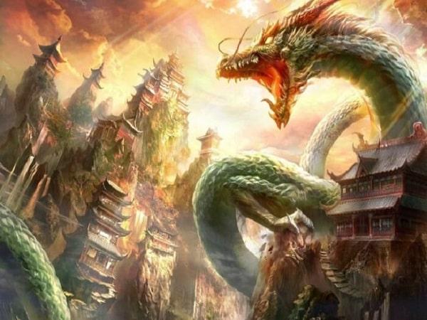 Giấc mơ báo tài lộc: Mơ thấy rồng