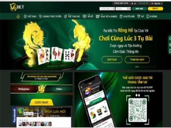 V9bet Casino- nhà cái uy tín hàng đầu hiện nay