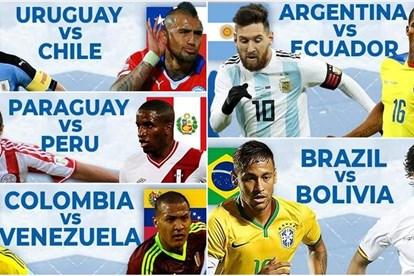 World Cup 2022 khu vực Nam Mỹ khởi tranh