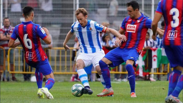 Nhận định Eibar vs Real Sociedad, 2h ngày 27/04, VĐQG Tây Ban Nha