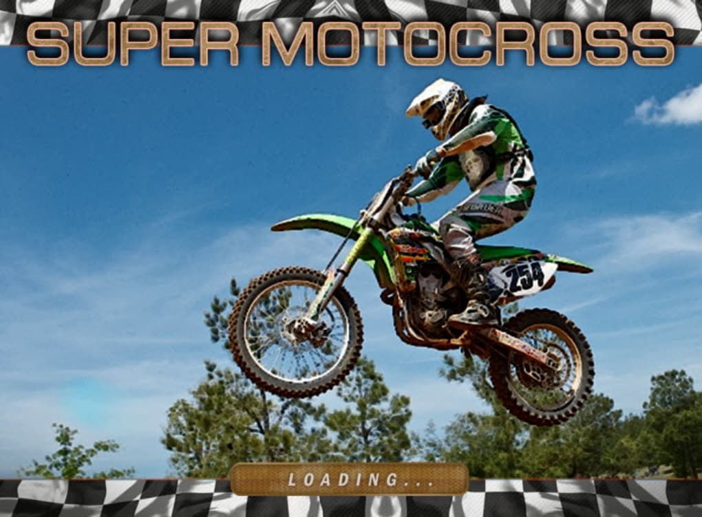 Super Motocross - Game đua xe địa hình mạo hiểm