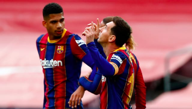 LaLiga: Ngôi sao Lionel Messi của Barcelona mô tả chiến thắng Copa del Rey là 'bước ngoặt rất quan trọng'