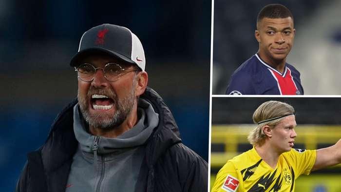 Huấn luyện viên Liverpool, Klopp không hy vọng Mbappe, Haaland và Sancho sẽ kiếm được số tiền lớn trong phiên chợ mùa hè 'kỳ lạ'