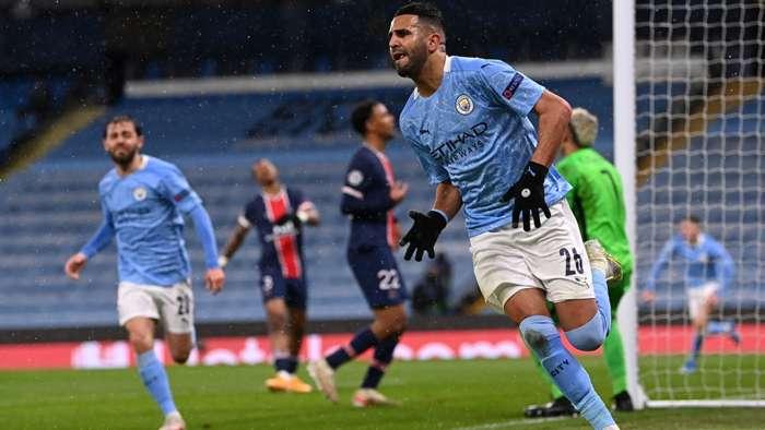 Mahrez: Tôi muốn kết thúc sự nghiệp của mình tại Manchester City