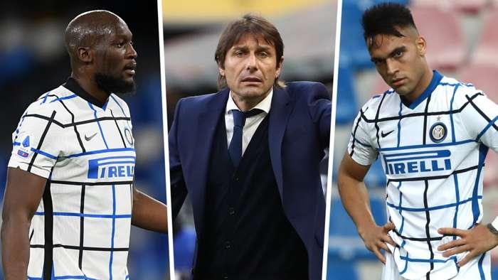 Liệu Lautaro, Lukaku & Conte có thực sự rời San Siro trong mùa Hè này?