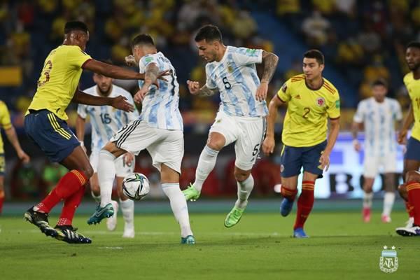 ĐTQG Argentina lâm nguy ở vòng loại World Cup 2022