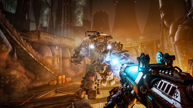 Necromunda: Game bắn súng gặp vấn đề công nghệ