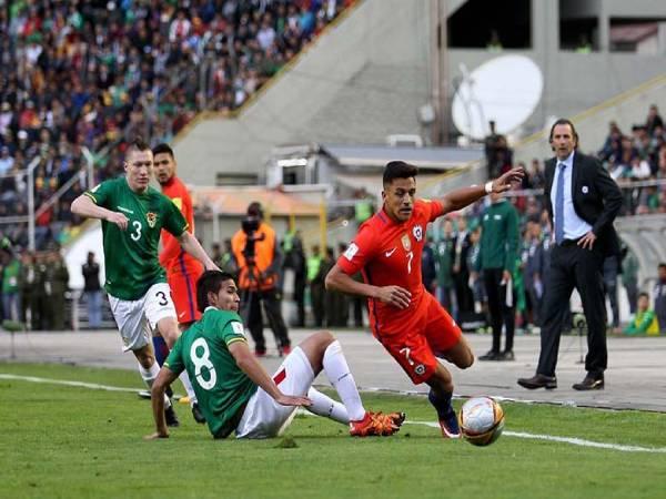 Nhận định soi kèo Chile vs Bolivia 8h30 ngày 09/06