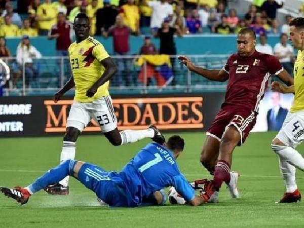 Soi kèo nhận định Colombia vs Venezuela 4h00 ngày 18/6