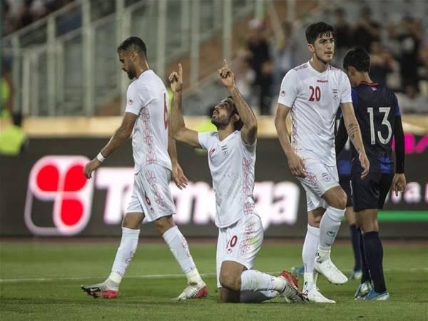Nhận định kèo Châu Á Iran vs Bahrain (23h30 ngày 7/6)