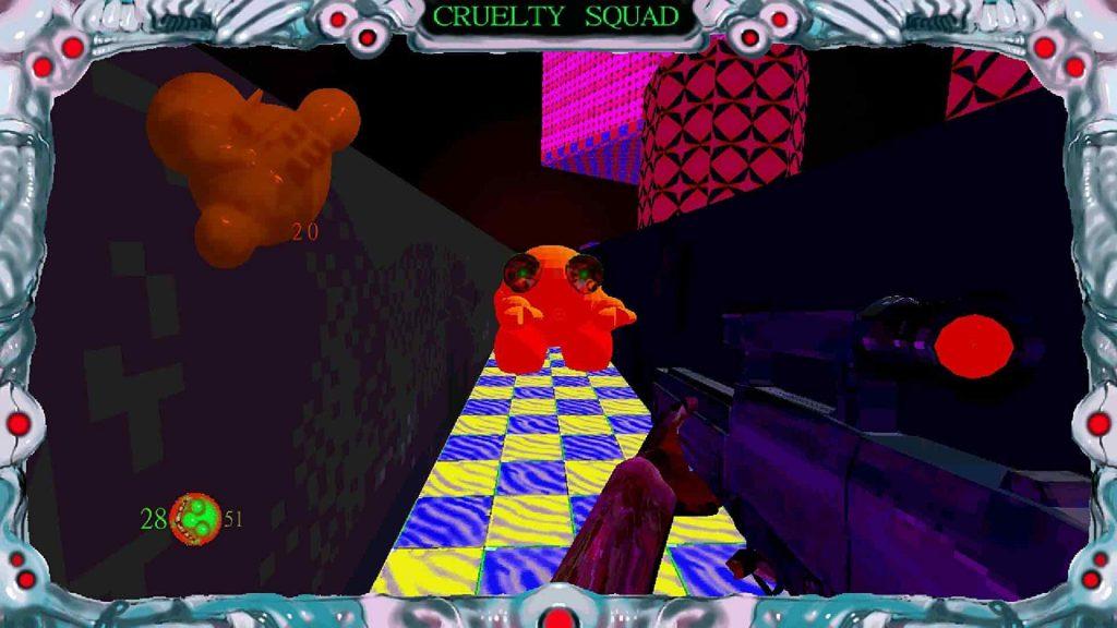 Đánh giá Cruelty Squad: trò chơi này quá tuyệt đối với tôi, có lẽ