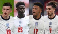 Ai xuất phát cùng với Harry Kane và Raheem Sterling? Tuyển chọn đội tuyển Anh vs Đan Mạch