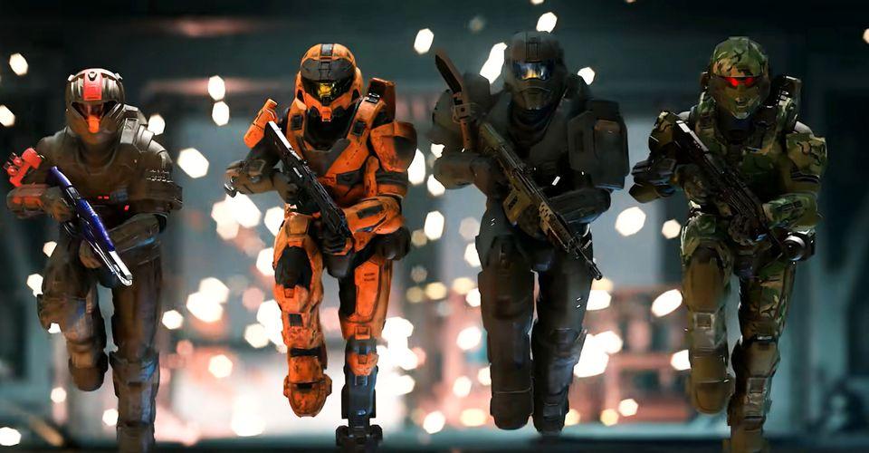 Halo Infinite Nerfs Cơ chế chạy nước rút gây tranh cãi của Halo 5