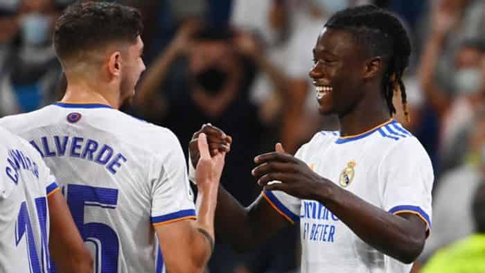Tin thể thao Real Madrid: Ngôi sao tuổi teen Camavinga ghi bàn ra mắt sáu phút