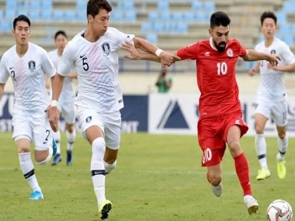 Nhận định tỷ lệ Hàn Quốc vs Lebanon (18h00 ngày 7/9)