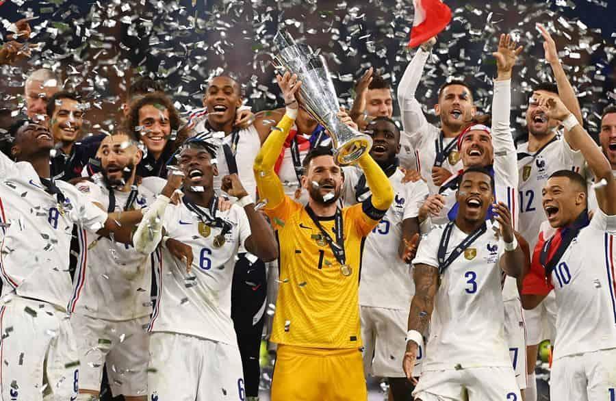 Tin thể thao 11/10: Sau trận thua Pháp, Tây Ban Nha rút bài học gì?
